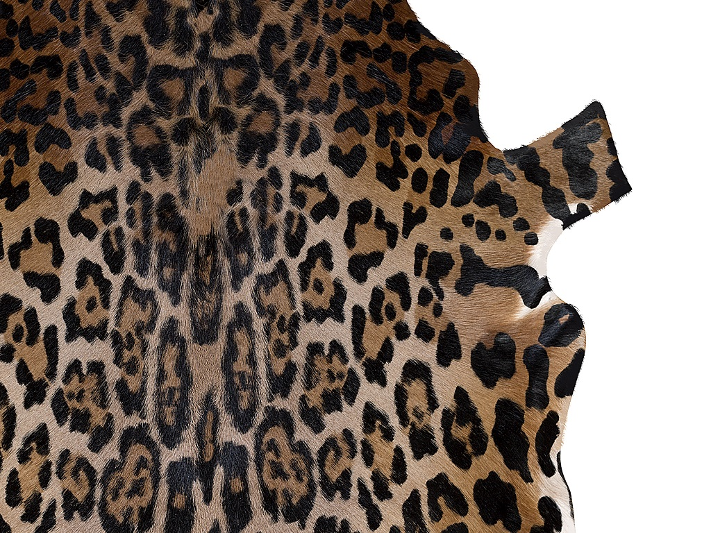 Blesbok Printed Panther Part