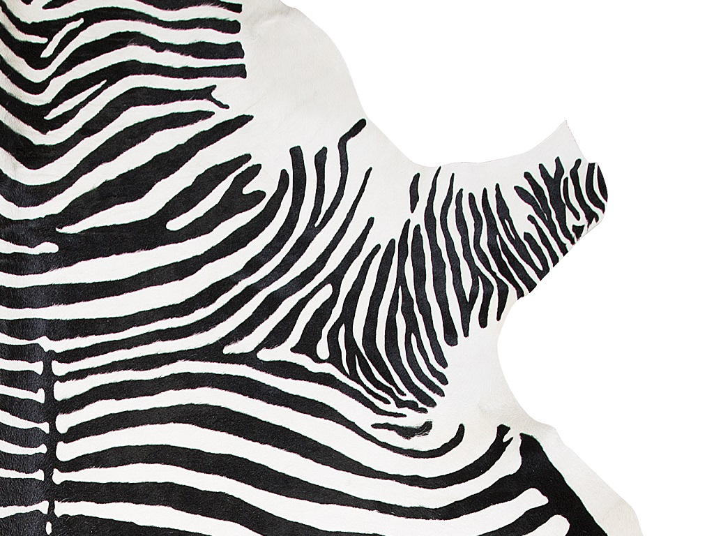 Cow Printed Zebra Part