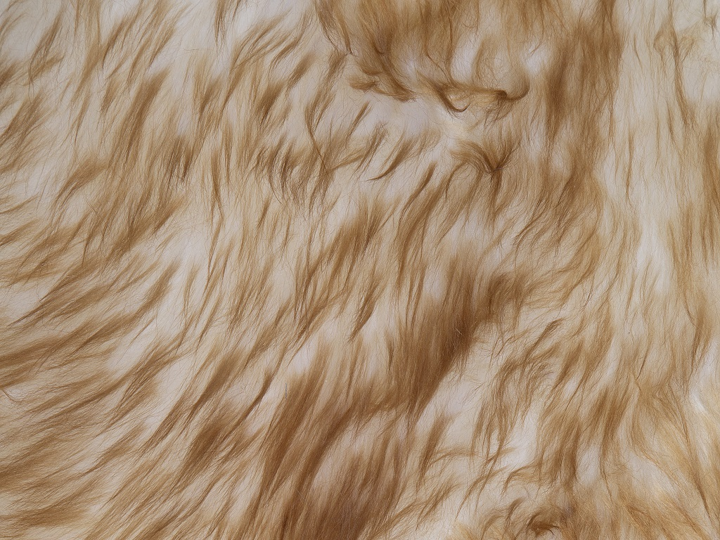 Sheepskin Brown Tips Part
