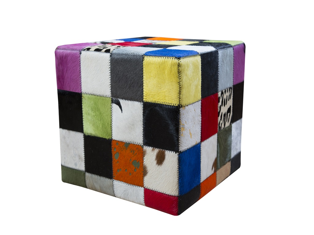 Cube Colour Mix 10x10